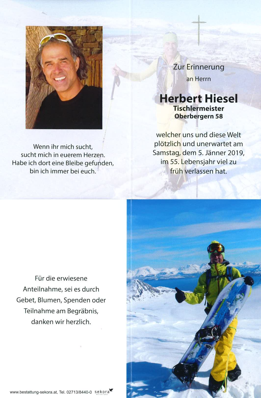 Hiesel Herbert